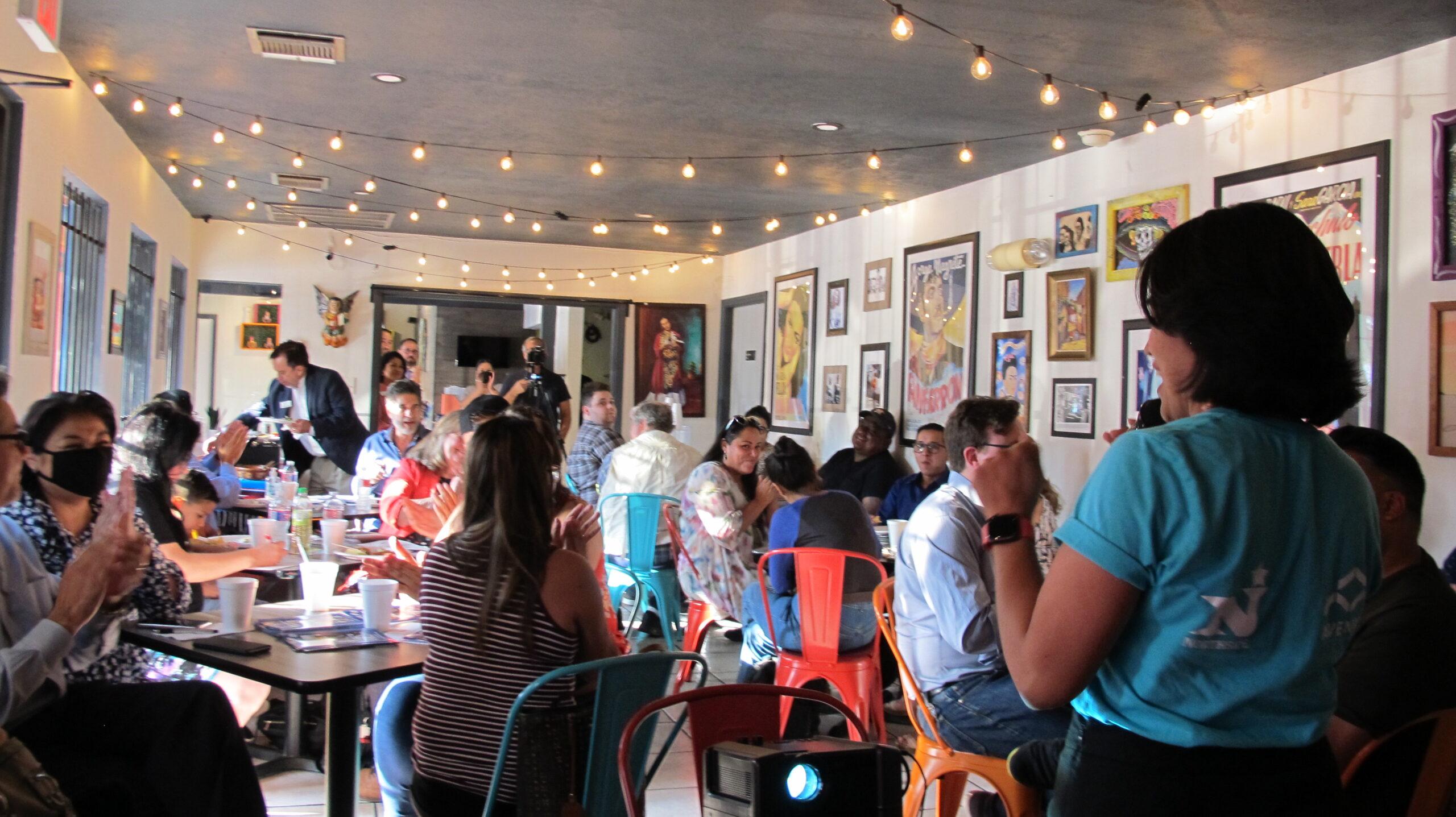 Thrive Business Workshop @ Puebla's Mexican Kitchen